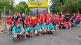 Klub Młode Wilki z Golubia-Dobrzynia na olimpiadzie specjalnej w Poznaniu. Zobacz zdjęcia