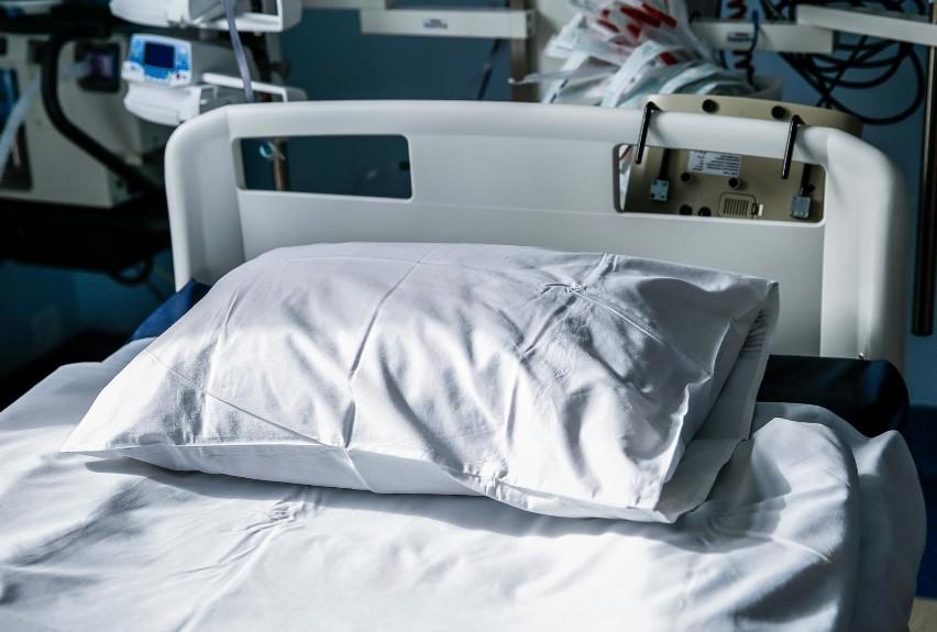 Gdzie powstaną nowe łóżka dla pacjentów z COVID-19? Pomorze i Trójmiasto szykuje się na wzrost liczby chorych wymagających hospitalizacji