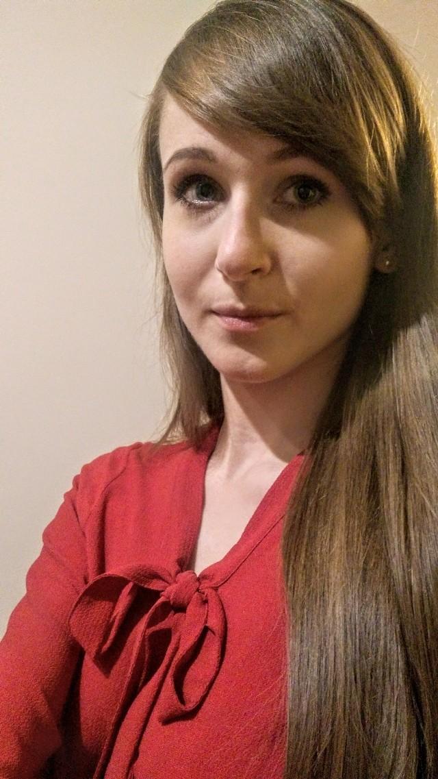 Paulina Mrowicka, autorka nominowanej pracy
