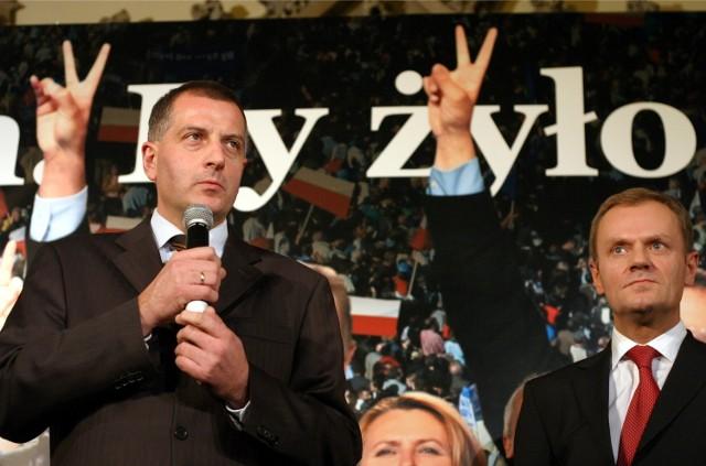 Czy szykuje się nam ocieplenie stosunków między Rafałem Dutkiewiczem i Platformą Obywatelską?