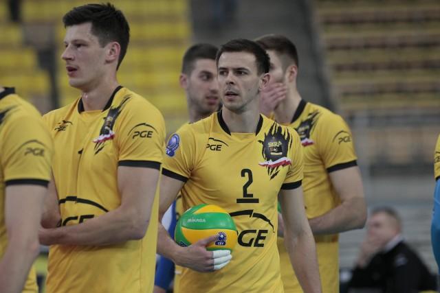 Siatkarze PGE Skry Bełchatów w środę grają o awans w Lidze Mistrzów