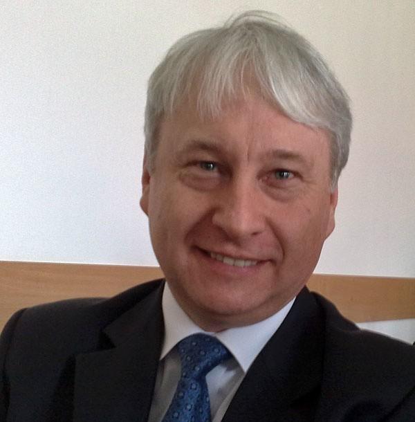 Krzysztof Bałata, nowy dyrektor Centrum Opieki Medycznej w Jarosławiu