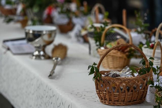 W większości parafii na Podkarpaciu święcenie pokarmów będzie odbywać się przed kościołami.