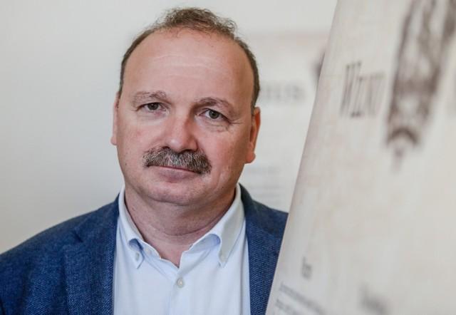 Michał Rzepiak nowym dyrektorem programowym w Radiu Gdańsk