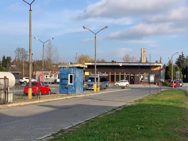 Pięć firm chce zaprojektować nowy dworzec autobusowy w Miechowie