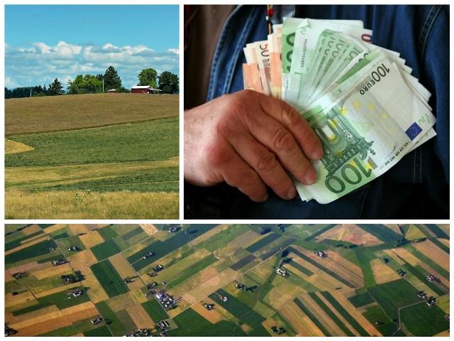 8,6 mld euro z budżetu UE oraz 4,9 mld euro z funduszy krajowych na rozwój obszarów wiejskich