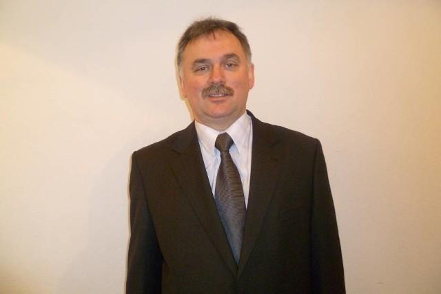 Burmistrz Margonina Janusz Piechocki