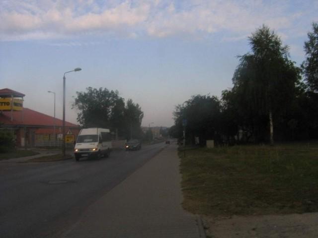 Ulica 18 Stycznia w Brodnicy będzie remontowana w przyszłym roku