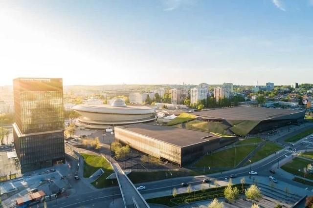 """Architektura Katowic też znalazła się w albumie """"Archiprzewodnik po Europie. Rozmowy architekta i krytyka o najodważniejszych dziełach architektury współczesnej"""""""