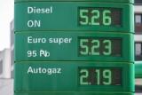 Coraz drożej na stacjach benzynowych w Małopolsce. Cena benzyny dogoniła cenę oleju napędowego [ZDJĘCIA]