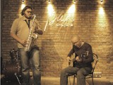 Jazz w Centrali. Koncert zespołu Olbrzym i Kurdupel