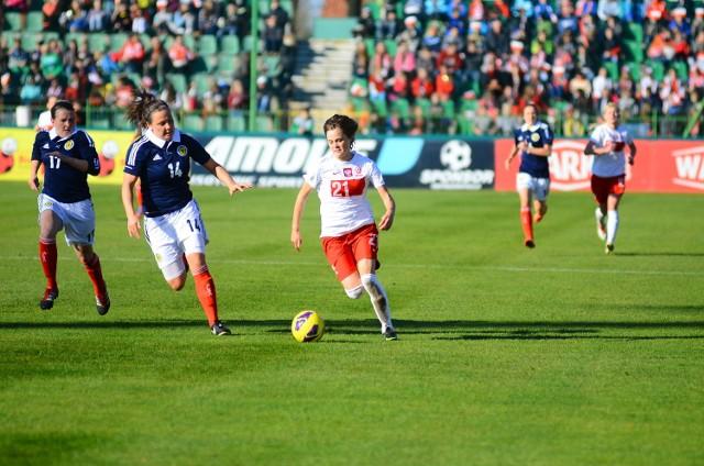 Ewa Pajor zdobyła dwa gole dla Medyka