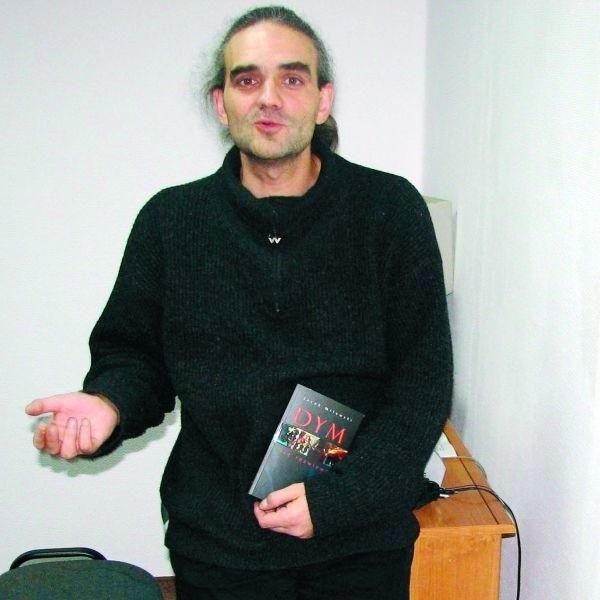 - Wciąż jestem zafascynowany odkrywaniem tajemnic tej społeczności - mówi Jacek Milewski