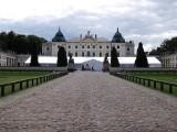 Wielki namiot przed Pałacem Branickich w Białymstoku. Wiemy, z jakiej okazji