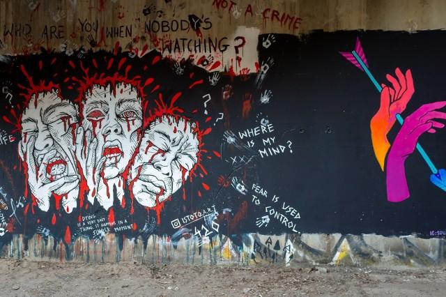 Bytom: nowe murale pojawiły się w podziemnym przejściu dla pieszych. Zobacz zdjęcia >>>