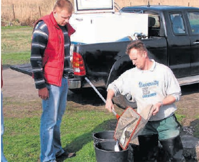 Zespół Szkół Ponadgimnazjalnych w podmiasteckiej Łodzierzy planuje uruchomić od przyszłego roku szkolnego nowy kierunek nauczania. Chodzi o rybaka śródlądowego.