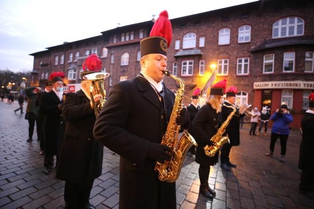 Barbórka na Nikiszowcu w Katowicach i tradycyjna pobudka