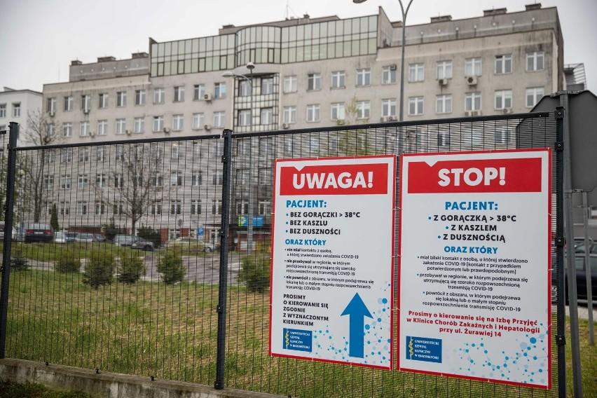 Uniwersytecki Szpital Kliniczny w Białymstoku wznawia...