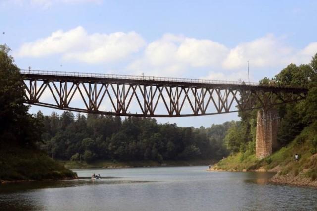 Most w Pilchowicach miał być wysadzony w powietrze