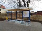 Pabianice. Rozbił szyby przystanku autobusowego przy ul. Warszawskiej!