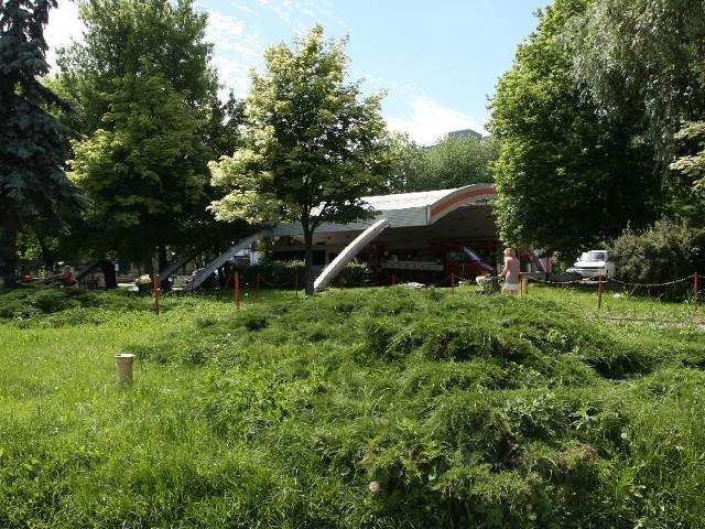 Już niedługo teren wokół stacji Orlen przy ulicy Żytniej będzie wyglądał zupełnie inaczej.