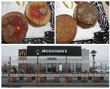Hamburgery w Mc Donalds przy ul. Produkcyjnej w Białymstoku nadal fatalne. Nasz Czytelnik aż osłupiał (zdjęcia)