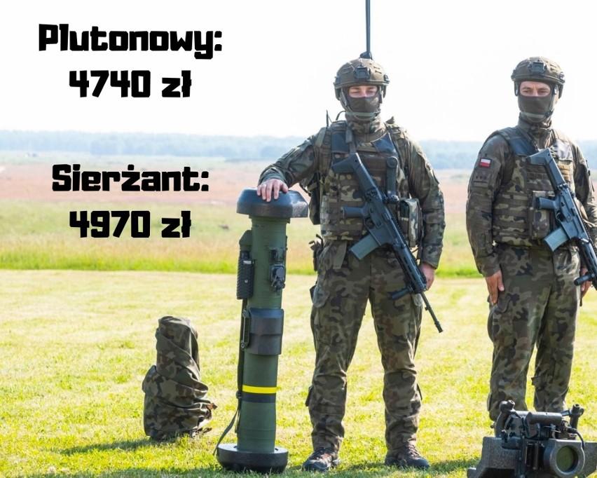 Ile obecnie zarabiają żołnierze w Polsce? Dla wielu wojsko...
