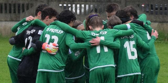W tym sezonie piłkarze TS Przylep w Centralnej Lidze juniorów wygrali trzy mecze: u siebie z Miedzią Legnica 3:0 i Śląskiem Wrocław 1:0 oraz na wyjeździe z Rozwojem Katowice 3:1