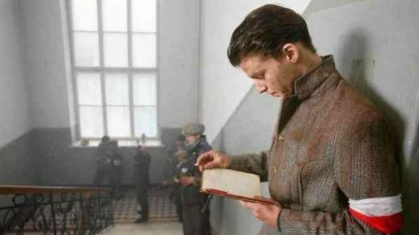 Kadr z filmu: Baczyński