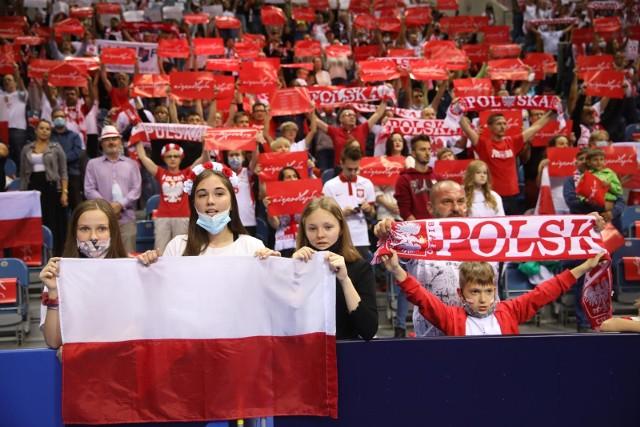 Kibice reprezentacji Polski dopingowali ją w Krakowie. Od tego weekendu turniej z udziałem naszej drużyny wznowiony będzie w Ergo Arenie