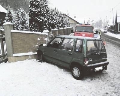 Fot. KP PSP w Myślenicach