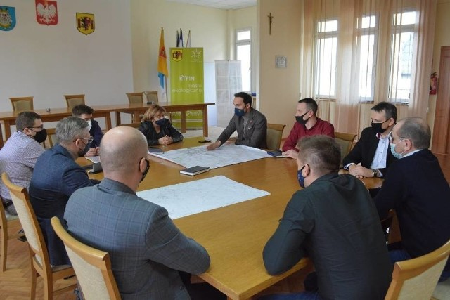 Obwodnica Rypina ma powstać dzięki współpracy trzech lokalnych samorządów: miasta i gminy Rypin oraz powiatu rypińskiego