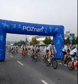 Gran Fondo Poznań wystartował. W Poznaniu i powiecie poznańskim zamknięte są drogi