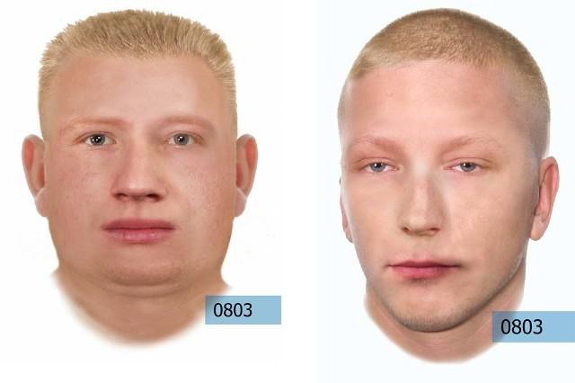 Oto portrety pamięciowe złodziei, którzy włamali się i okradli dom w Supraślu