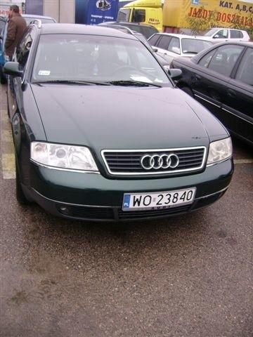 Audi A6, 2001 r., 2,5 TDI, naped 4x4, ABS, centralny zamek, ESP, elektryczne szyby i lusterka, klimatronic, 4x airbag, wspomaganie kierownicy, 28 tys. 500 zl