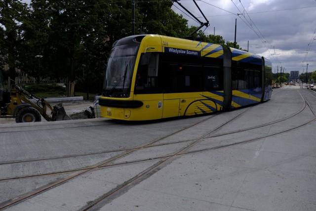 Zmiany w kursowaniu tramwajów MZK w Toruniu