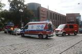 Alarm bombowy w Galerii Dominikańskiej. Ewakuacja pracowników i klientów