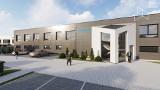 Firma Marbach rozbuduje  fabrykę w Kielcach. Powstaje nowa hala (WIZUALIZACJE)