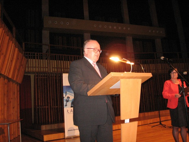 Na Gali obecny był ambasador Austrii w Polsce dr dr Thomas M. Buchsbaum.