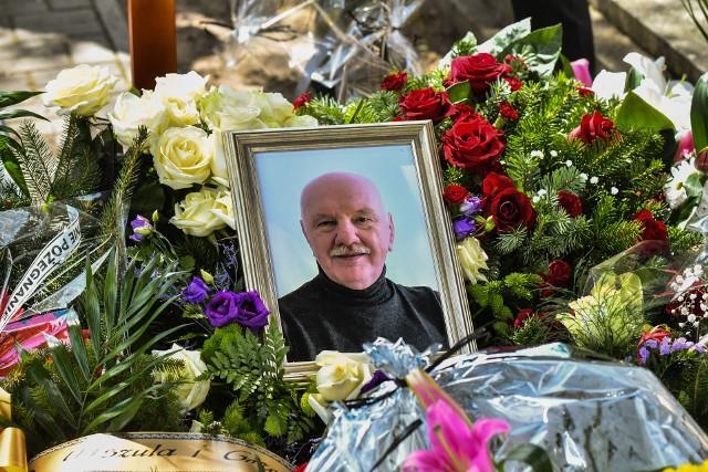 Roman Kałużny zmarł 27 kwietnia