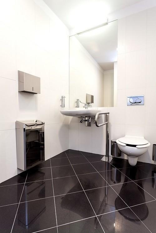 Jak Dobrze Zaplanować I Wyposażyć Publiczną łazienkę Dla
