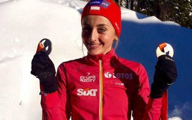 Ewelina Marcisz to jedyna narciarka z Podkarpacia w Pjongczangu