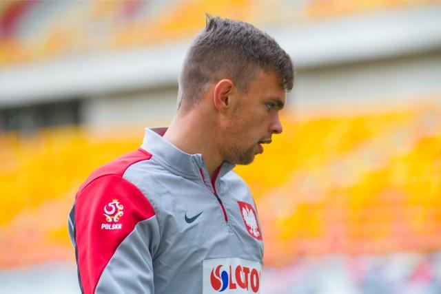 Bartłomiej Drągowski wielką przygodę z piłką zaczynał w Białymstoku. Teraz może trafić do Borussii Dortmund.