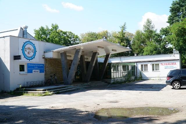 Pływalnia Olimpia będzie zburzona i odbudowana