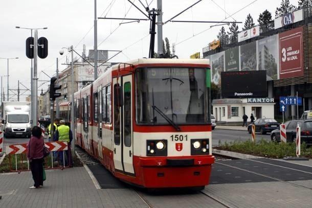 Ruch tramwajów wrócił do normy około godz. 11