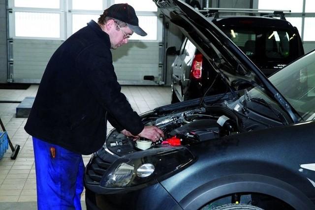 W samochodach z instalacją gazową należy stosować dobrej jakości olej silnikowy