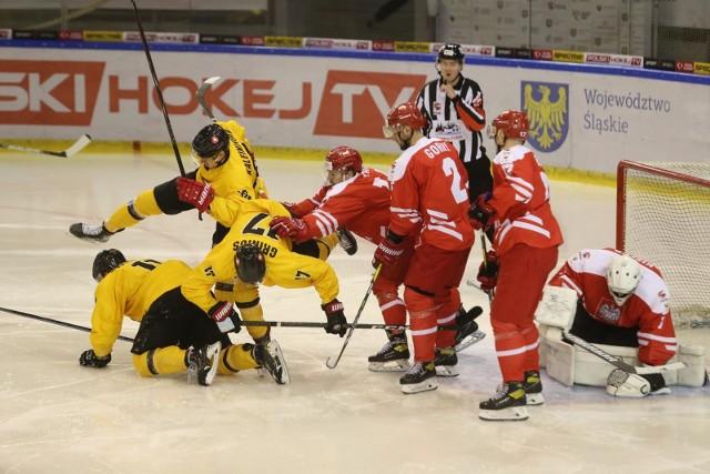 Polska wysoko pokonała w Katowicach Litwę.Zobacz kolejne zdjęcia. Przesuwaj zdjęcia w prawo - naciśnij strzałkę lub przycisk NASTĘPNE