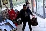 Poznajesz go? Policja szuka złodzieja sklepowego. Zdjęcia