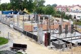 Nowa hala sportowa w Zielonej Górze. Zobacz, jak wygląda plac budowy!