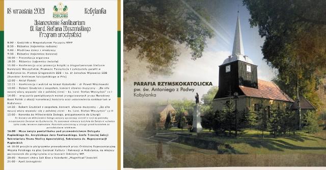 Pierwsze w świecie miejsce kultu Prymasa Tysiąclecia